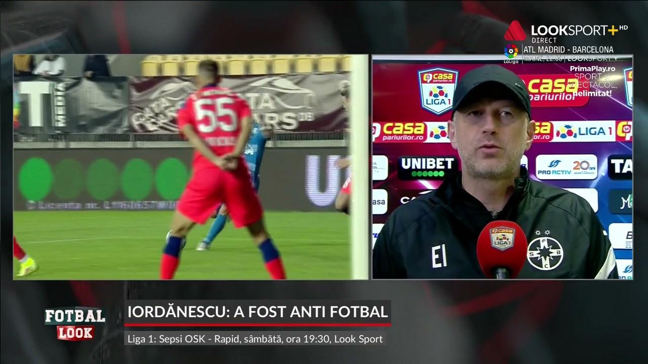 INTERVIU. Edi Iordănescu, scandal cu Gigi Becali? Antrenorul, iritat la declaraţii