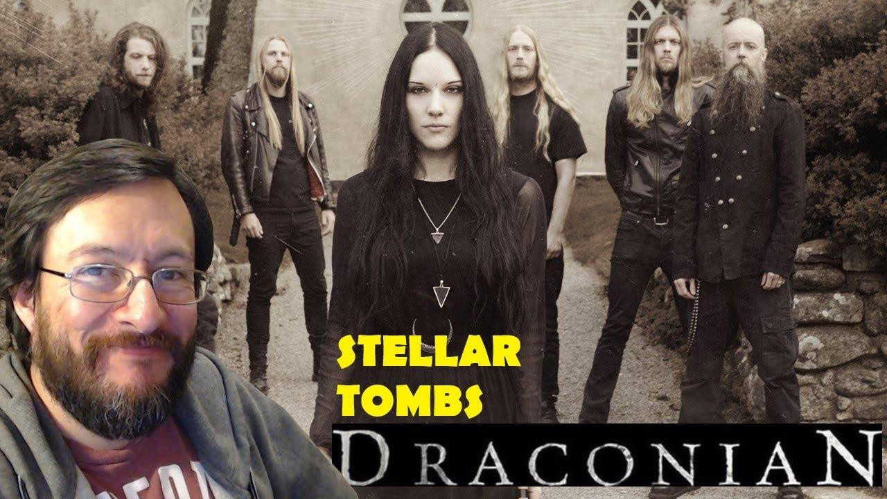 Draconian | Stellar Tombs | REACCIÓN (reaction)