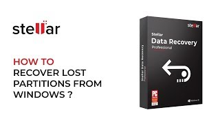 Recover Lost or Deleted Windows Partition