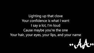 Greyson chance - shut up (lyrics)