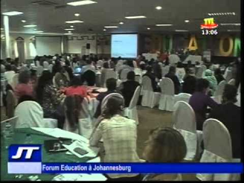FORUM POUR L EDUCATION JOHANNESBURG