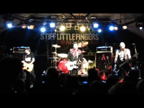 Stiff Little Fingers - Strummerville.