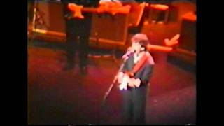 "George Harrison ""Cheer Down"" Live Albert Hall 04/06/92"