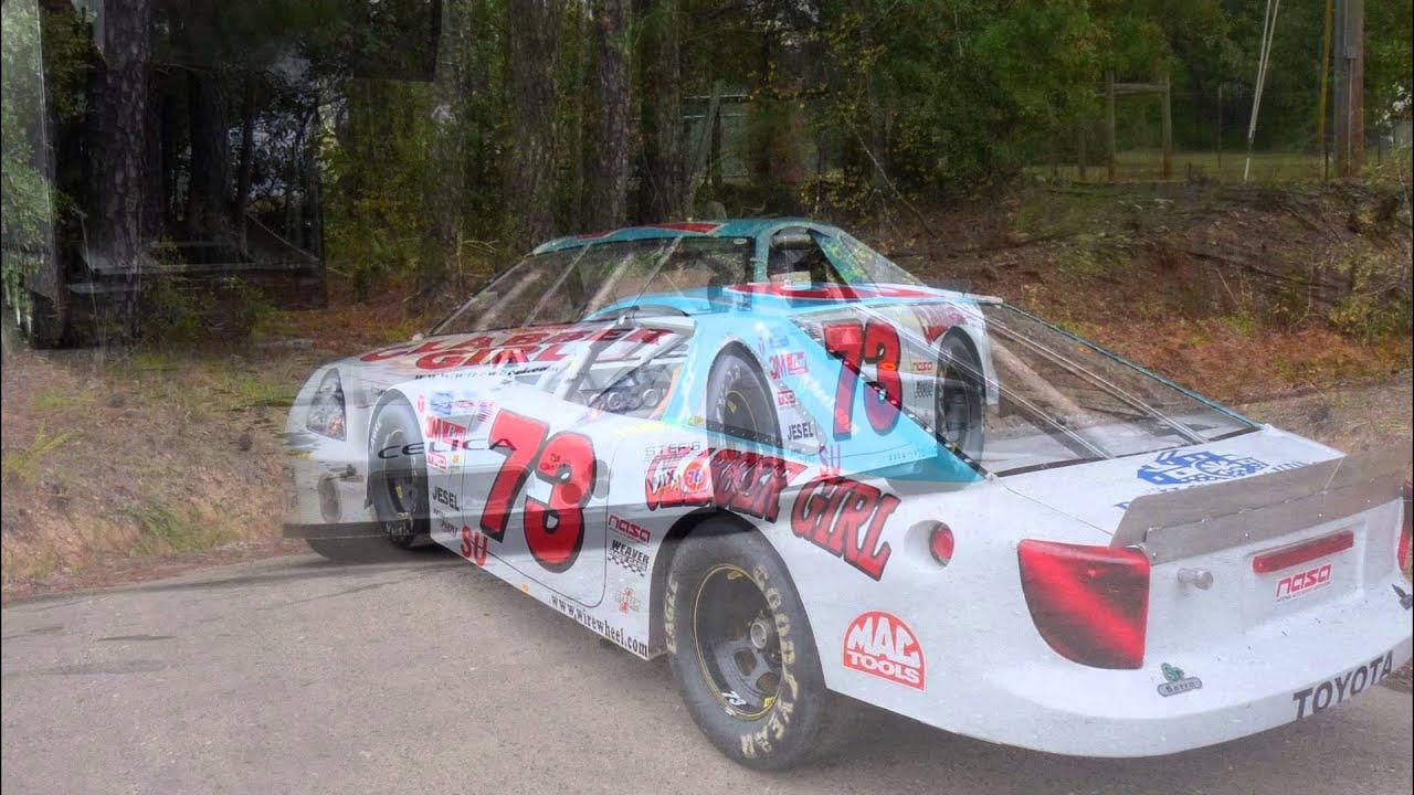 Toyota Celica Race Car for sale (trailer too) - YouTube