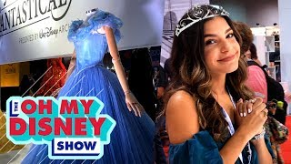 Behind the Scenes of Oh My Disney Show at The D23 Expo