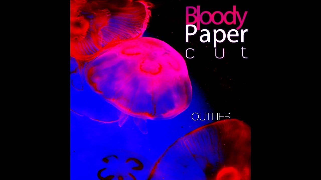 Papercraft Bloody Papercut - You let me down