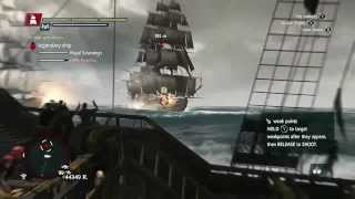 10,000 R in 5 minutes money glitch for Assassins Creed Black Flag