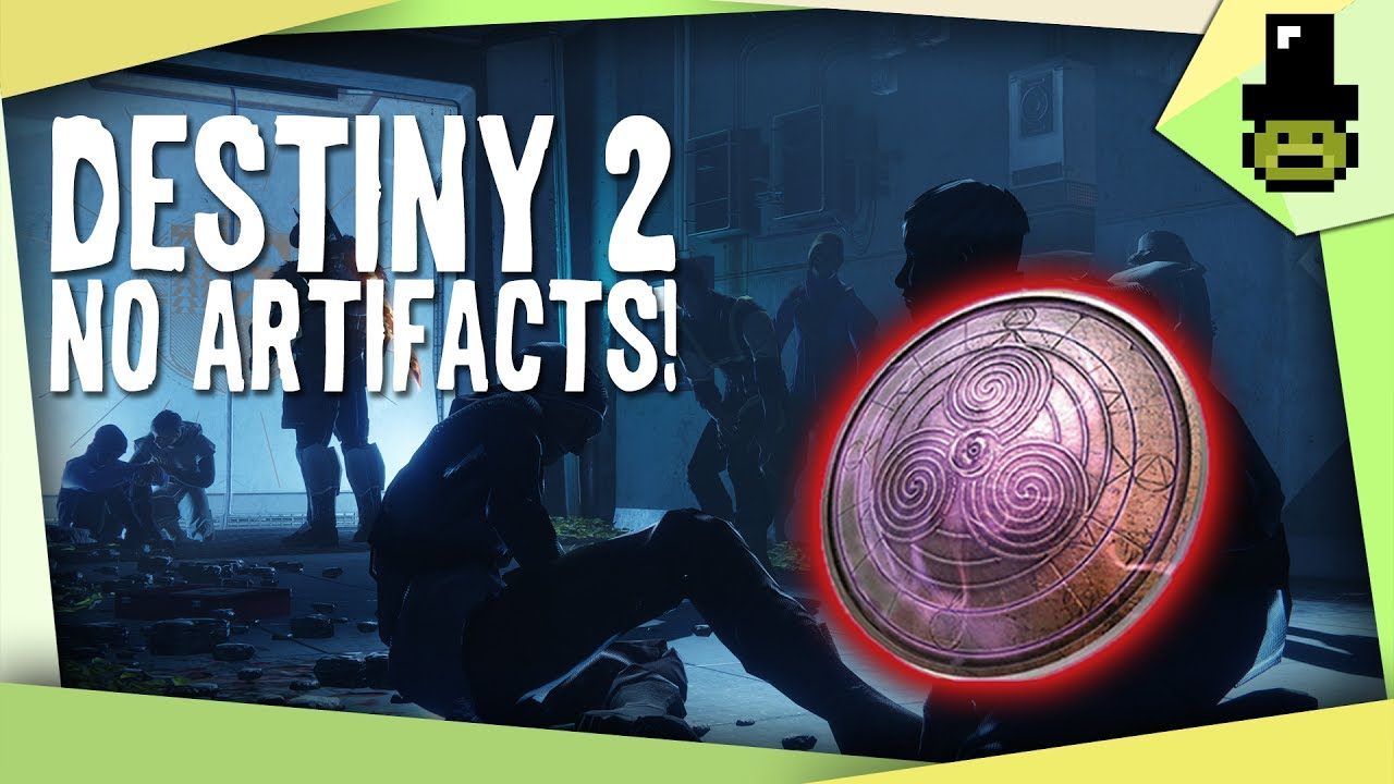destiny how to get artifacts