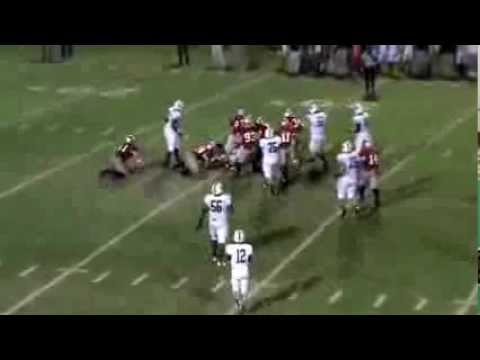Parker Cothren Senior Highlights, Football Class of 2013