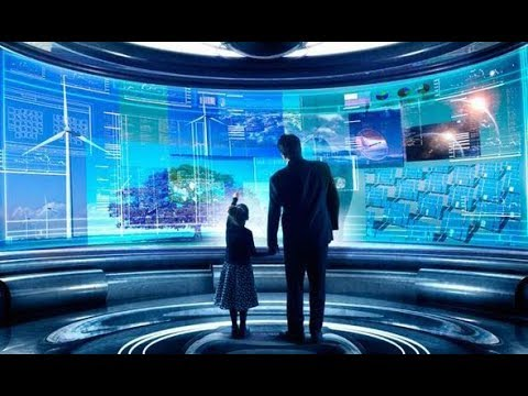 Future World 2020 A day in Future   life in 2020   future technology   future technology 2050