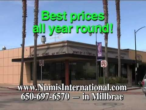 Numis International Ad - #193 - Gold and silver estate jewelry and beautiful contemporary jewelry