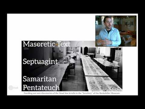 3.1 The Scope and Shape of Scripture among the Dead Sea Scrolls