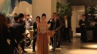 "Tachikawa Blues Factory LIVE @ ""Keigo & Kay"" Wedding Party"