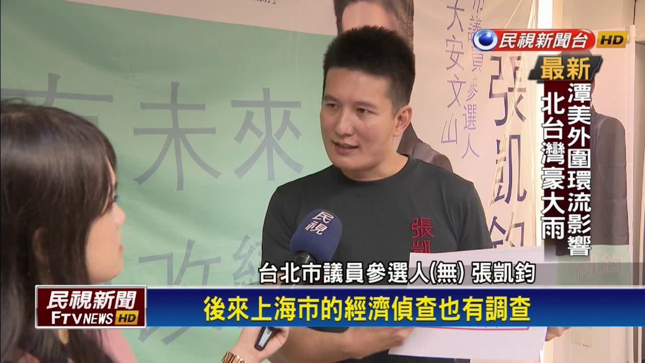 簽柯P認同卡第一人 張凱鈞遭爆是詐騙慣犯-民視新聞 - YouTube