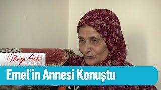 Emine  Çelik'in annesi konuştu   - Müge Anlı ile Tatlı Sert 20 Mart 2019