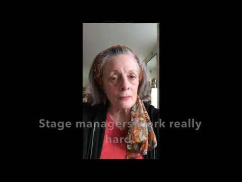 Dana Ivey #FairWageOnstage