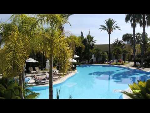 Melia La Quinta Golf & Spa Resort, Costa Del Sol - Golfbreaks.com Review