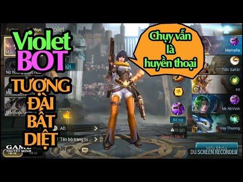 GTM Play ► Liên Quân Mobile Violet vẫn là xạ thủ mạnh nhất Liên Quân Mobile