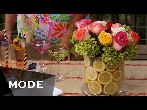 4 DIY Garden Party Ideas | Haute Hostess