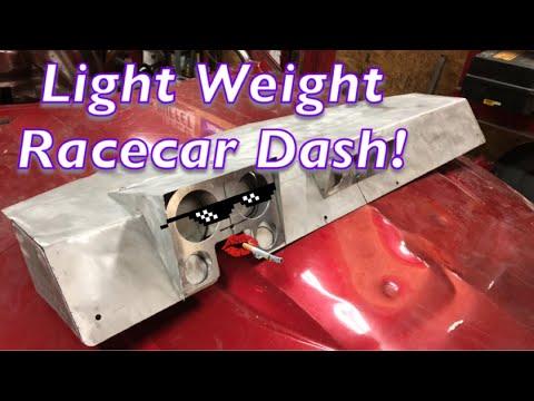 MUSTANG DRIFT BUILD: Fully Custom Aluminum Dash!