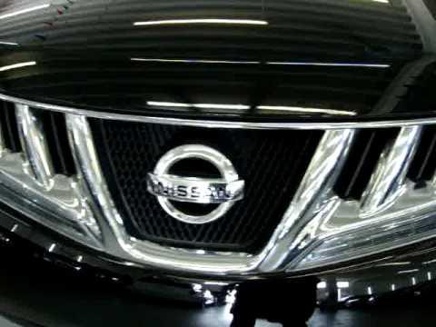 2009 Nissan Murano VEHICLEMAX.NET Black #29981