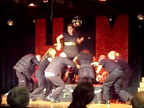 Holmes Middle School Teachers perform Lady GAGA Bad Romance!!!!  6/15/2010