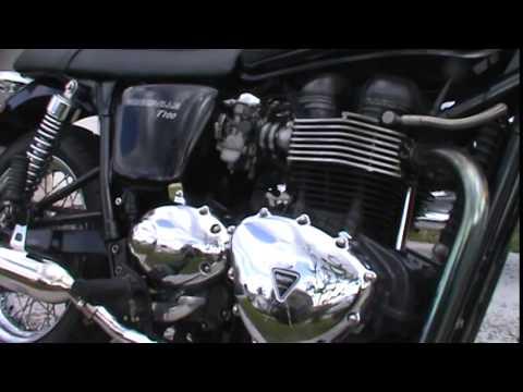 Triumph Bonneville SE T100 SPARK PLUGS X 2ea