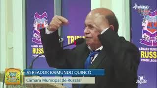 Raimundo Quincó   Pronunciamentos de Russas 02 03 2021