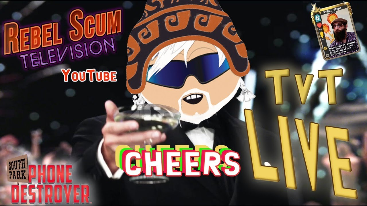 SPPD TvT Live w/Rebel Scum 6/20/20