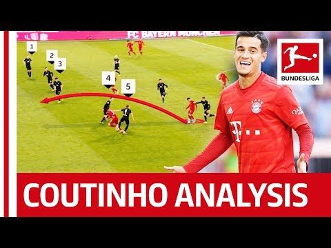What Makes Philippe Coutinho So Good? -  Bayern's Genius Playmaker