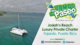 Josiah's Reach Catamaran, Fajardo, Puerto Rico