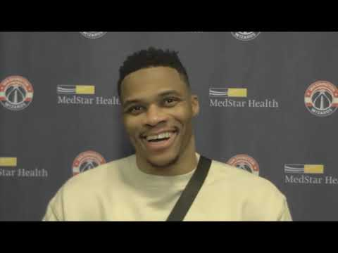 Interview: Wizards Scott Brooks, Russell Westbrook, Robin Lopez, and Bradley Beal
