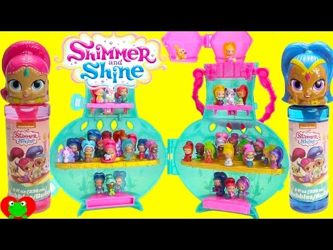 Shimmer and Shine Magical Genie Bottle and Surprises