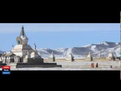 Wind in Mongolia with Al La Porta