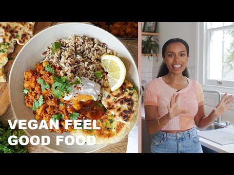 Vegan Curry Feast Night 🔥  🌱 no coconut milk