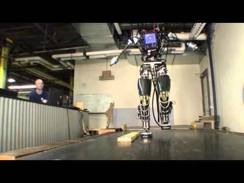 ATLAS the Robot - Defense Advanced Research Projects Agency (DARPA) Project