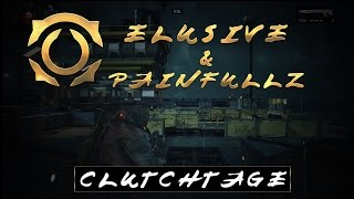 Gears of war 4 Clutches - Ess Elusive & Ess PainFuLLz