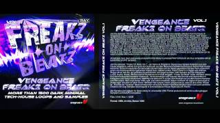 Vengeance-Soundcom - Vengeance Freakz On Beatz Vol1