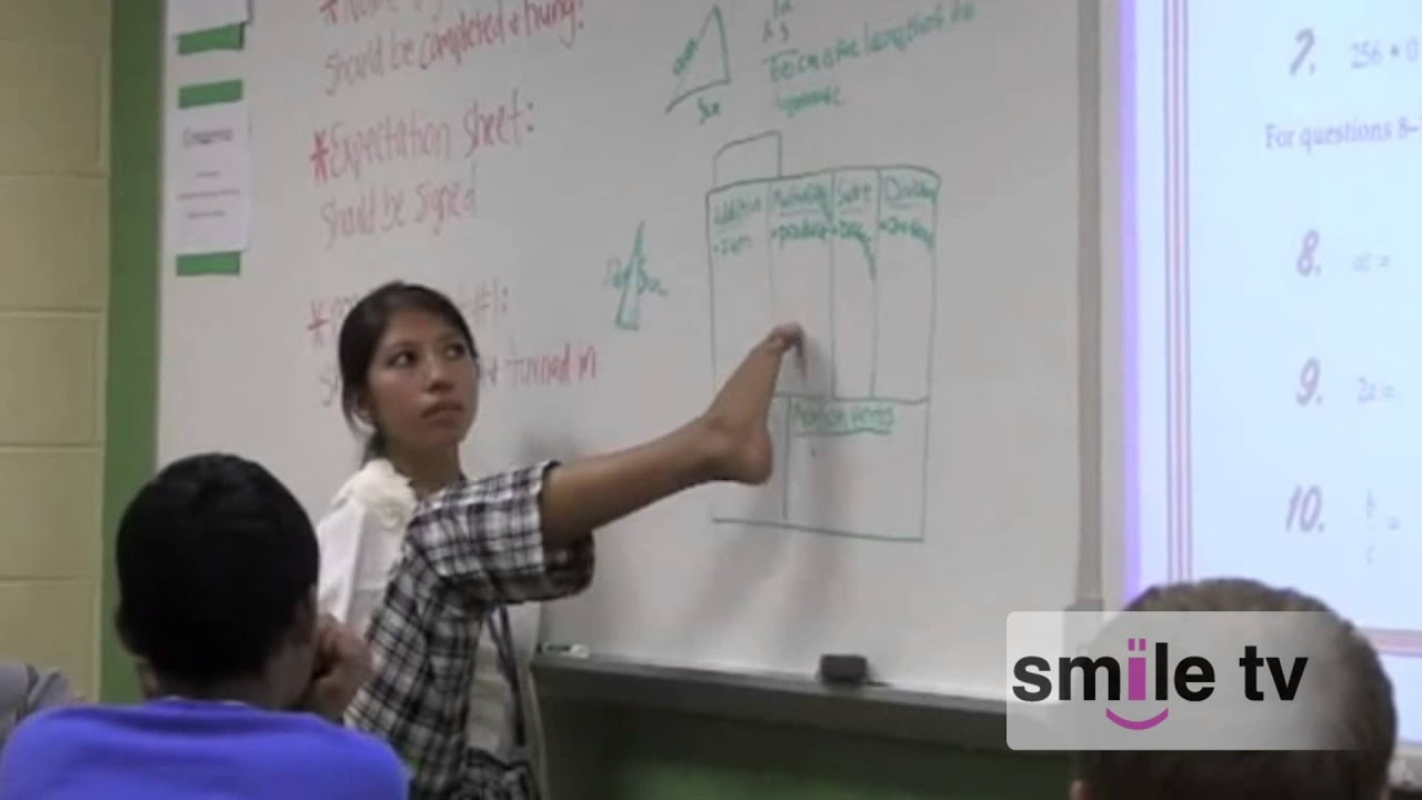 Armless Tutor Inspires Students - Uplifting Success Story