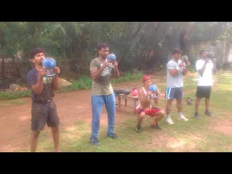 Hyderabad's Plant Based Diet and Fitness / Part 489 / The  Participants