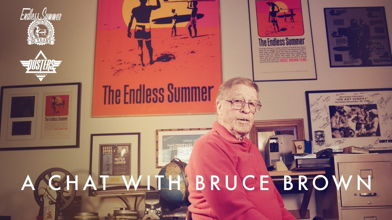 A Chat With Endless Summer Director Bruce Brown