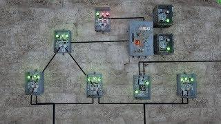 Rust - Первые рабочие схемы! Автоматизация!