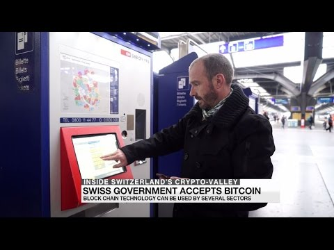 Inside Switzerland's Crypto-Valley