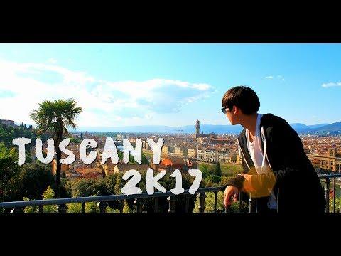 Tuscany (ITALY) - Kylian's Film