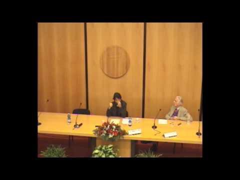 "Lectio Magistralis PROF.MASSIMO CACCIARI ""DEMOCRAZIA OGGI"""