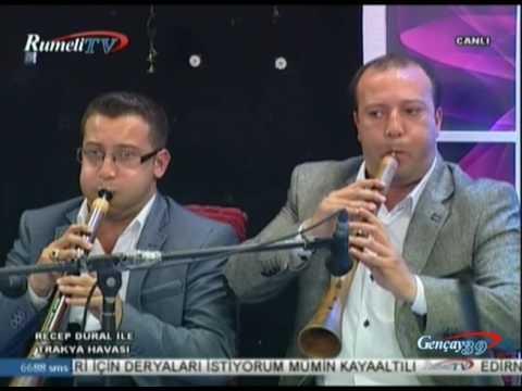 YAŞAR USUL VE GURUBU ELEDİM ELEDİM TRAKYA HAVASI RUMELİ TV 12.5.2016