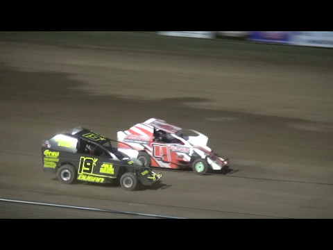 Indee Car feature Independence Motor Speedway 5/13/17