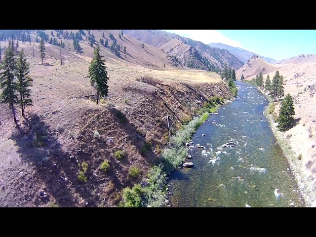 Cougar Ranch and Middle Fork of the Salmon River