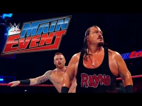 Download WWE main event highlights HD 8/11/2017 - WWE Main Event Highlights HD