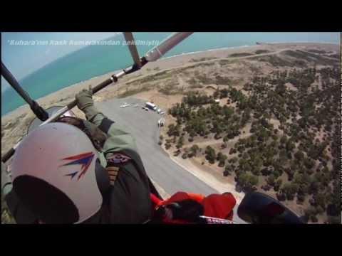 Airshow Side / Arif Kemal Buhara'nın Wingsuit Atlayışı - AirportHaber